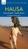 Hausa<>English dictionary & phrasebook