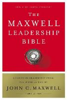 NKJV, Maxwell Leadership Bible, Third...