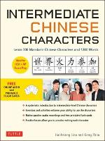 Intermediate Chinese Characters: ...
