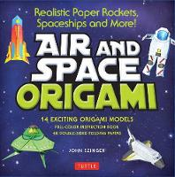 Air and Space Origami Kit: Paper...
