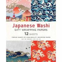 Japanese Washi Gift Wrapping Papers:...