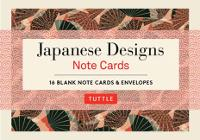 Japanese Designs Note Cards: 16...