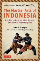 The Martial Arts of Indonesia: A ...