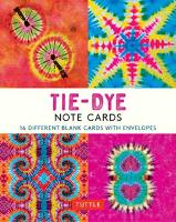 Tie-Dye Note Cards: 16 Different ...