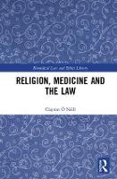 Religion, Medicine and the Law