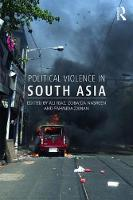 Political Violence in South Asia