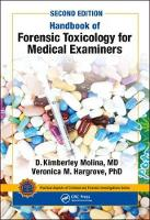 Handbook of Forensic Toxicology for...