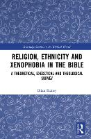 Religion, Ethnicity and Xenophobia in...
