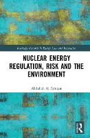 Nuclear Energy Regulation, Risk and...