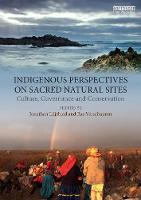 Indigenous Perspectives on Sacred...