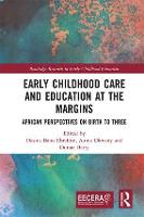 Early Childhood Care and Education at...
