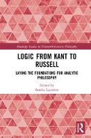 Logic from Kant to Russell: Laying ...