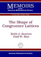 The Shape of Congruence Lattices