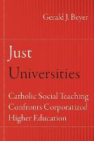 Just Universities: Catholic Social...