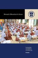 Monastic Education in Korea: Teaching...