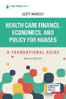 Health Care Finance, Economics, and...