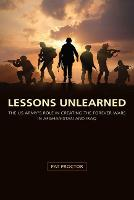Lessons Not Learned: The U.S. Army's...