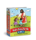 God's Story for Me Bible: 104...