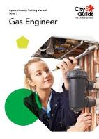Level 3 Gas Engineer: Apprenticeship...