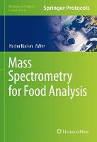 Mass Spectrometry for Food Analysis