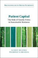 Patient Capital: The Role of Family...