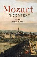Composers in Context: Mozart in Context