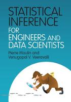 Statistical Inference for Engineers...