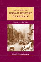 The Cambridge Urban History of...