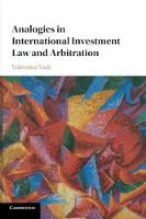 Analogies in International Investment...