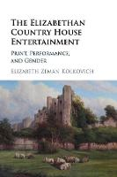 The Elizabethan Country House...