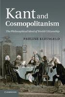 Kant and Cosmopolitanism: The...