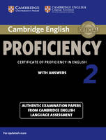 Cambridge English Proficiency 2...