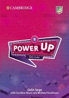 Power Up Level 5 Class Audio CDs (4)
