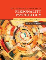 The Cambridge Handbook of Personality...