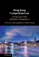 Hong Kong Competition Law: ...