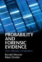 Probability and Forensic Evidence:...