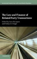 The Law and Finance of Related Party...