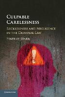 Culpable Carelessness: Recklessness...