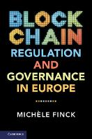Blockchain Regulation and Governance...