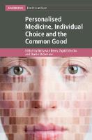 Cambridge Bioethics and Law:...