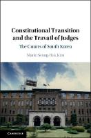 Constitutional Transition and the...