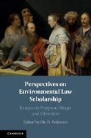 Perspectives on Environmental Law...