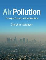 Air Pollution: Concepts, Theory, and...