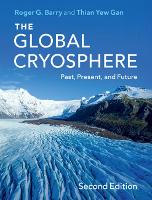 The Global Cryosphere: Past, Present,...