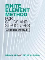 Finite Element Method for Solids and...