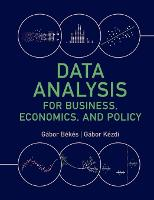 Data Analysis for Business, ...