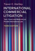 International Commercial Litigation:...
