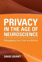 Privacy in the Age of Neuroscience:...