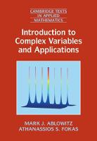Introduction to Complex Variables and...