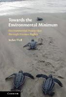 Towards the Environmental Minimum:...